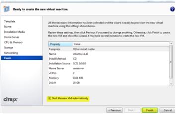 Citrix Xenserver Quick Start | AJ's Data Storage Tutorials