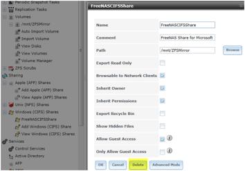 FreeNAS HOWTO | AJ's Data Storage Tutorials