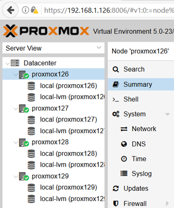 Using Proxmox to build a working Ceph Cluster | AJ's Data